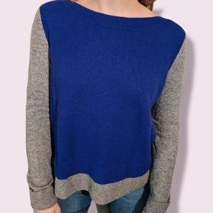 Autumn Cashmere Colour Block Sweater